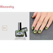 Manooby Chameleon Lasting Environmentally Friendly Gradient Star Laser Nail  Polish 3D. US  1.97   piece Free Shipping 350d1306b078