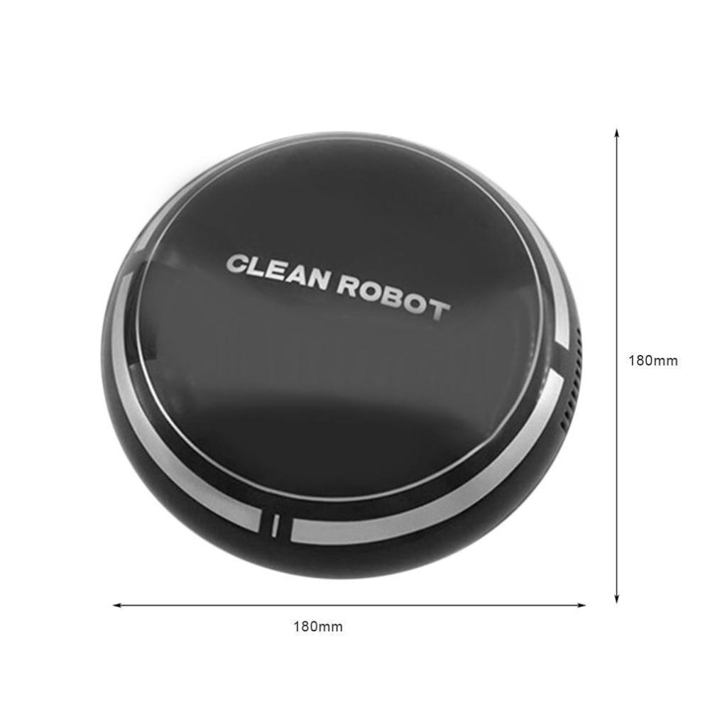 HTB1AVBYXuGSBuNjSspbq6AiipXa9 Mini Rechargeable Smart Sweeping Robot Slim Sweep Suction Machine Small Mini Vacuum Cleaner Sweeping Household