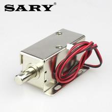 صمام الملف اللولبي DC12V قفل قفل كهربائي صغير خزانة ملفات قفل خزانة التخزين قفل قفل الترباس الكهربائي درج صغير إلكتروني l