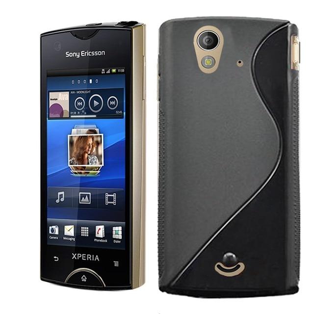s line skidding gel tpu slim soft case back cover for sony ericsson rh aliexpress com Sony Xperia Android Sony Xperia Z