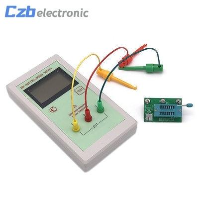MK-328 TR\LCR\ESR Transistor LCR ESR tester semiconductor device analyzer M100 C цена и фото