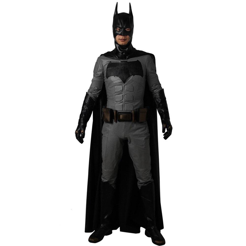 Супергерой Косплэй Лига Справедливости костюм супергероя Комбинезон Маска Головные Уборы Хэллоуин Карнавальный Косплэй костюм для Для му