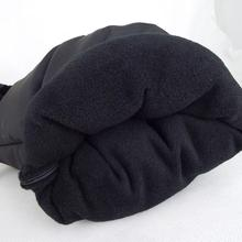 Winter Motorcycle Windproof Warm Gloves Anti-cold Velvet Handlebar Windshield Gloves