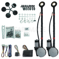 Universal Model 2 Doors Electric Power Window Kits High Technology And Superior Quality DC 12 V