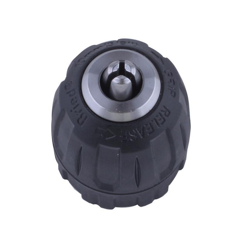 """Flexsteel"" 0.8-10mm 3 / 8-24UNF ""Quick Connect"" juodo - Grąžtas - Nuotrauka 4"