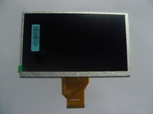 New 7 Inch Replacement LCD Display Screen For TEXET TB-720HD/ TB-730HD/ TB-740HD tablet PC Free shipping