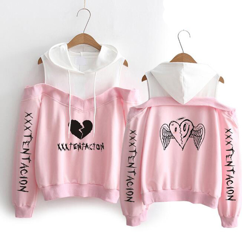 Rapper XXXTentacion Hoodie Sweatshirt Women Mens Lover/'s  Hoody Long Sleeve Tops