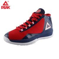 PEAK Women's Medium cut Basketball Shoes TP9 Tony Parker Series Match Sneaker