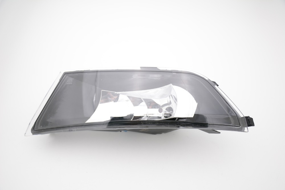 1 шт БС со стороны водителя передний бампер противотуманные фары + лампы дальнего света для Шкода Фабия 2015
