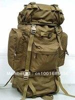 Walki Plecak Camping Plecak 65L Coyote Brown Camo Woodland MC OD BK