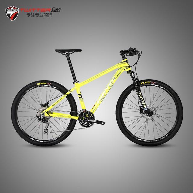 TWITTER MANTIS2.0 MTB Bikes 30/33/22 Speed XC Mountain Bicycle Oil brake Aluminum alloy Frame 26/27.5*15.5/17 M6000/M7000 Suite стоимость