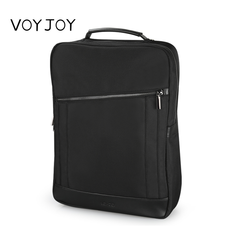 VOYJOY T-530 Travel Bag Backpack Men High Capacity 15 inch Laptop Notebook Mochila Waterproof for School Teenagers Students olidik laptop backpack for men 14 15 6 inch notebook school bags for teenagers large capacity 30l women business travel backpack