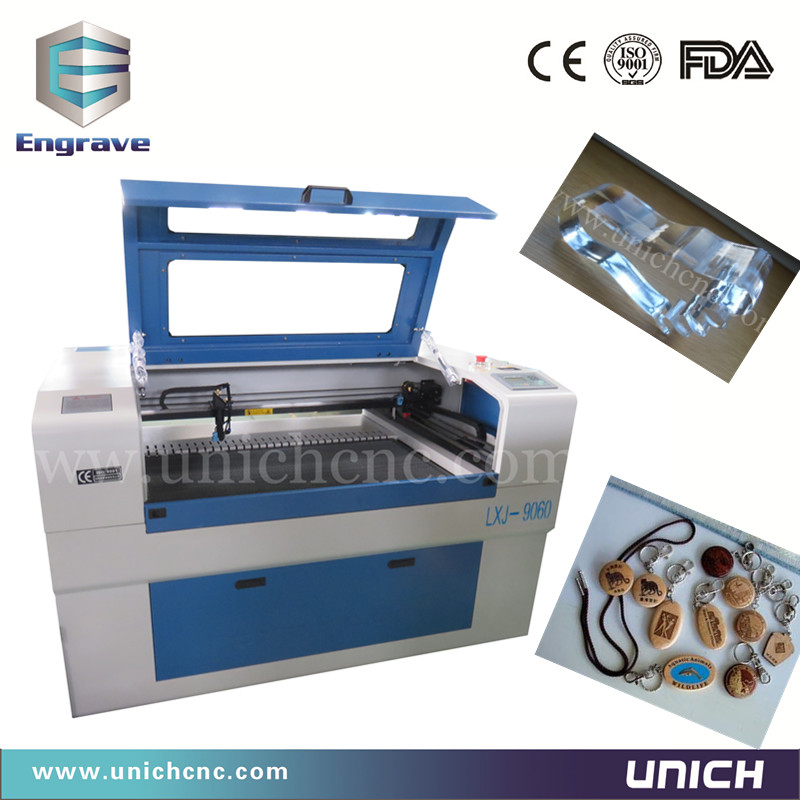 made in china 9060 CO2 cnc laser cutting machinecnc laser