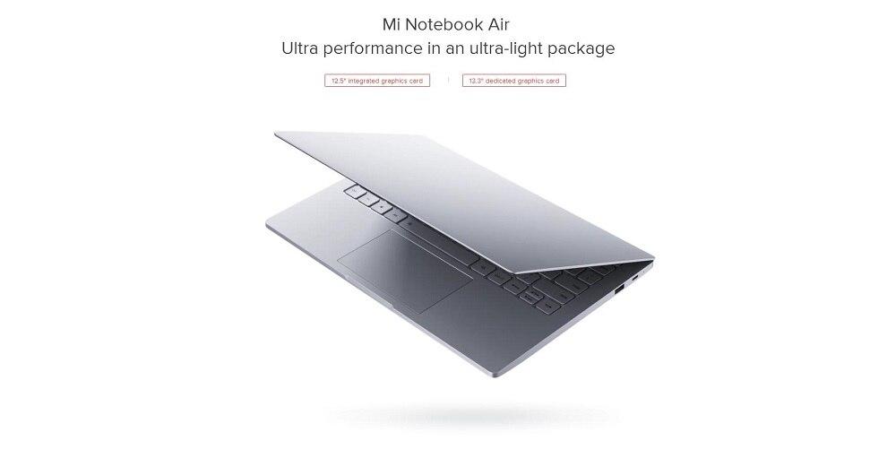 1  Unique xiaomi Laptop computer Air 13 Pocket book 8GB 256GB Home windows 10 GeForce 150MX PCIe 1920×1080 Twin Core 2G GDDR5 Fingerprint Unlock HTB1AVFAnamgSKJjSsplq6yICpXaz