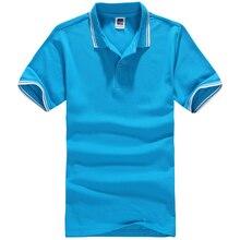 EnjoytheSpirit 2017 New Brand Summer Men Polo Shirt Polo Shirt Men's Cotton Short Sleeve Shirt New Brands Jerseys Golftennis