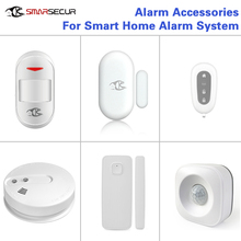 Wireless smart WIFI alarm sirensecurity system Auto-dial Alarm Accessories For Smart Home System