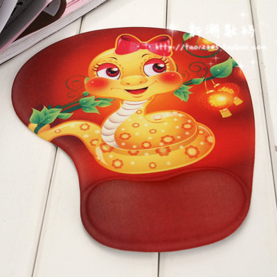 New Anti-Slip PC Cute Cartoon Anime Minions Silicon Mouse Pad Mat Mice Pad for Optical mat animal mouse pad