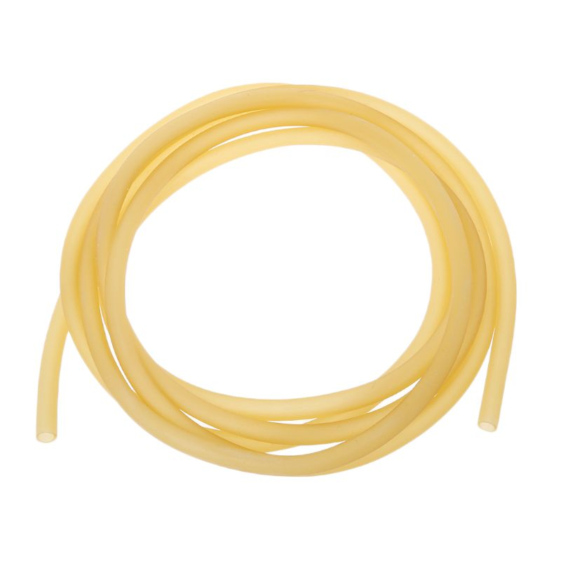 3m Natural Latex Tube 6*9mm Fitness Bungee Elastic Rope Slingshot Rubber Tubes