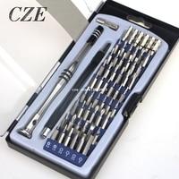 Precise Manual Tool Set Magnetic Screwdriver Multifunction Fashion Design High Quaility 58 In 1 Interchange