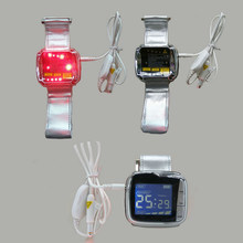 650nm Low Level Laser Therapy Wrist watch Semiconductor Diabetes laser therapy apparatus