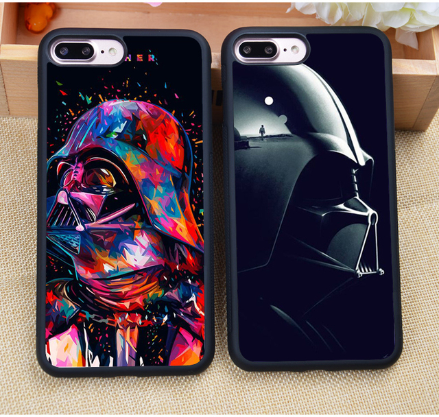Star War Darth Vader Father Soft iPhone Cases (9 Styles)