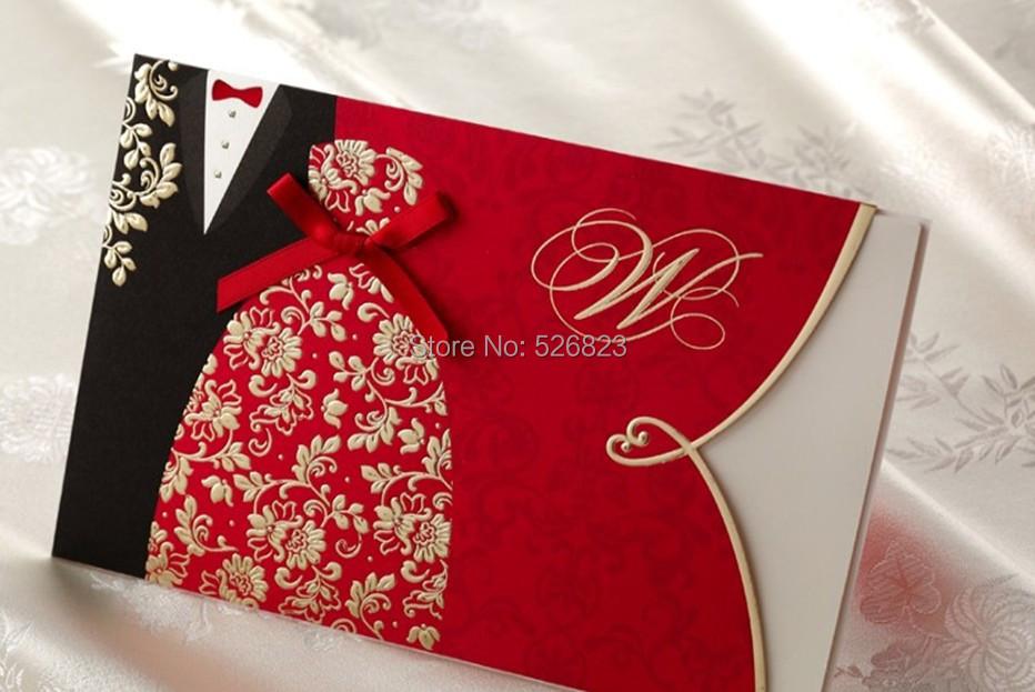 tarjetas de invitacin de boda classic novia y novio smoking tarjeta de las