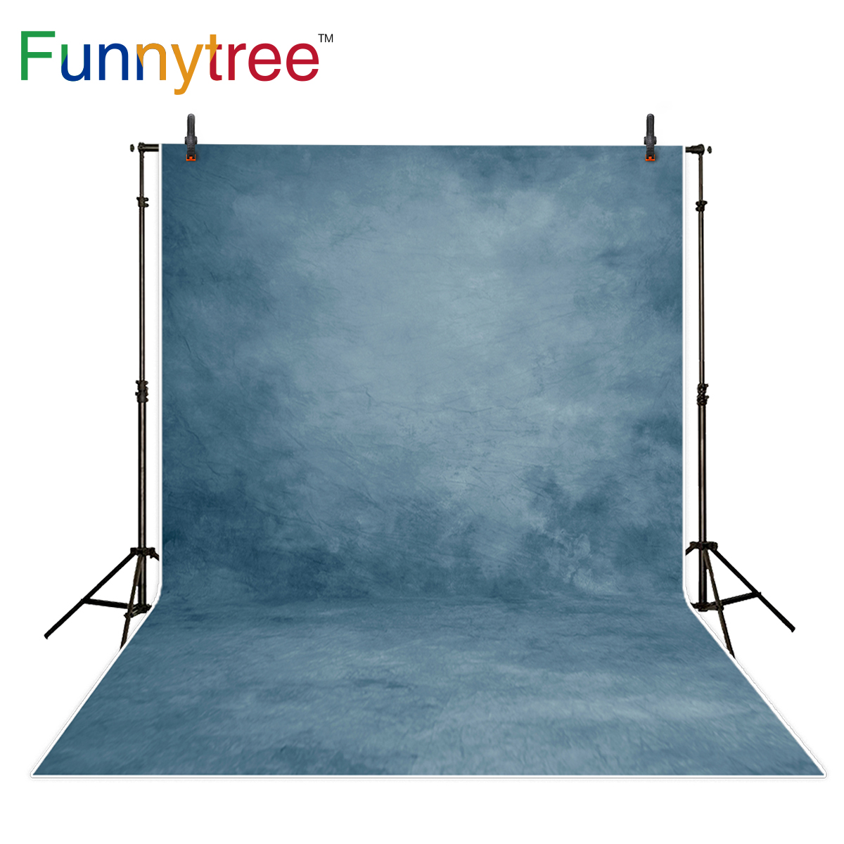 Funnytree pure color photography backdrop portrait shooting computer print background photo studio photobooth