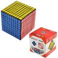 1 PC Torção Cabeças Cubos ShengShou 9x9 Cubo Mágico Competição Crianças Brinquedos Educativos Brinquedo Preto-92mm