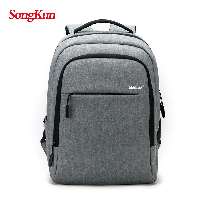 2018 USB Charging mochila Fashion waterpr Laptop Backpack 17 femenina School Bags Backpack Travel bolsa masculina free shipping