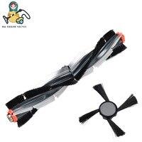 Generic Combo Brush Blade Brush And Bristle Brush Beater For Neato Botvac 70e 75 80 85