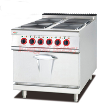RY-EH-887A Vertical electric four cooking stoves holding furnace for commercial cooking stoves