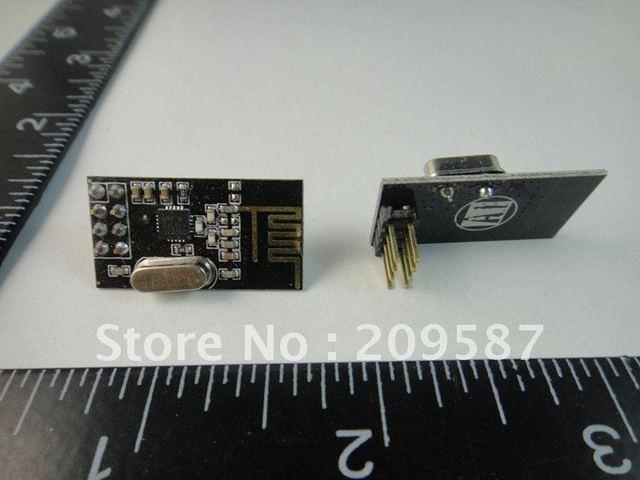 10 pcs, Nouveau NRF24L01 + 2.4 GHz antenne sans fil Transceiver Module