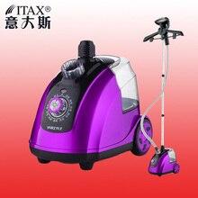 ITAS1215 Dampf haushalt mini bügeleisen hängen maschine großhandel wäschereigerät kleidungsstück dampfer tragbare