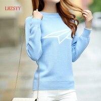 Winter Female Cashmere Sweater Knitted O Neck Pullover Sweater Autumn Women Thicken Design Knitwear 2015 Brand