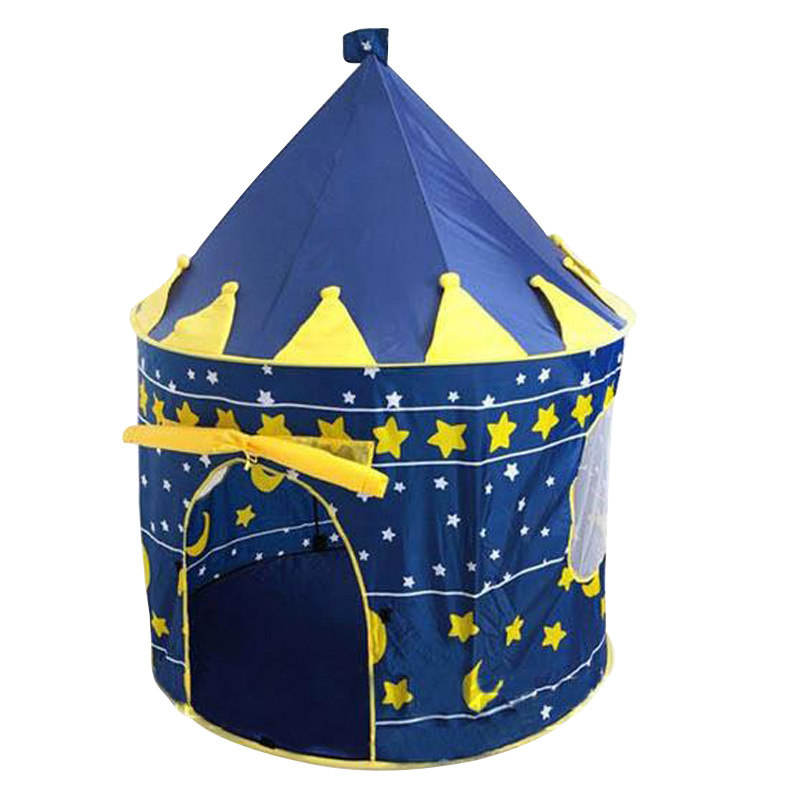 Hot Selling! Fun Portable Indoor Outdoor Camp 105*135*cm Children outdoor Tent Beach Tent <font><b>Baby</b></font> Toy Play Game House Kids Princess