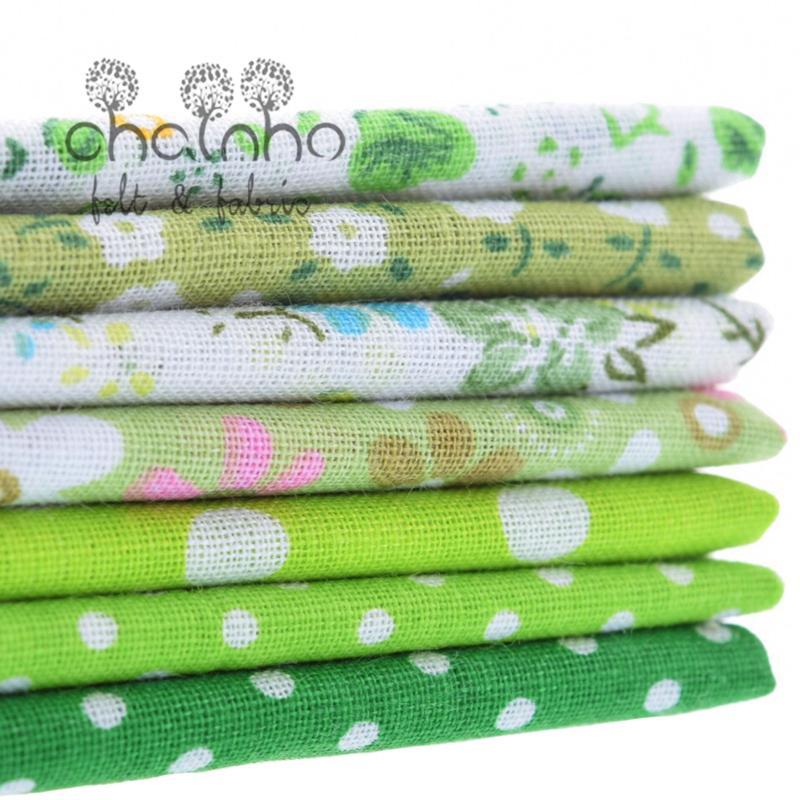 Танак памук тканина Патцхворк за - Уметност, занатство и шивање - Фотографија 3