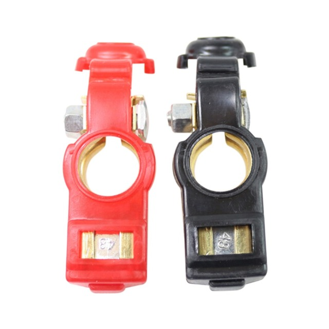 Auto car battery terminal battery connector torque 12 V quick release battery Terminals Clamps Jump Leads Car accessories New