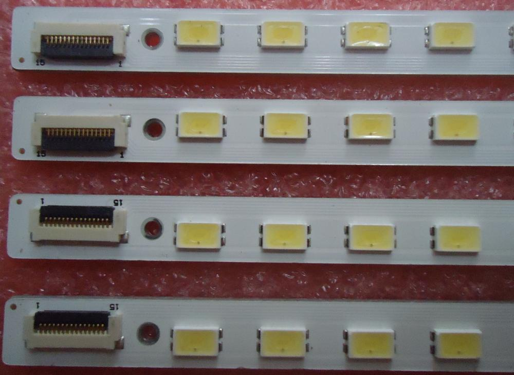 FOR SONY LTY550HQ03 Article Lamp LJ64-02894A LJ64-02893A S1L4-550SMA-R1 1piece=60LED 618MM