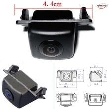 Автомобиля Обратный камера заднего вида парковки резервного копирования камера для Toyota/Camry 2008 Водонепроницаемый 728*582 ПЗС 1/3″