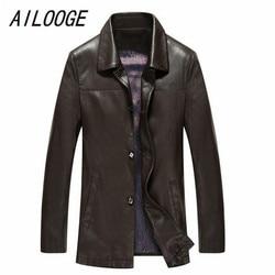 Men s leather jackets 2016 autumn winter soft pu leather jackets imitation sheepskin coat for men.jpg 250x250