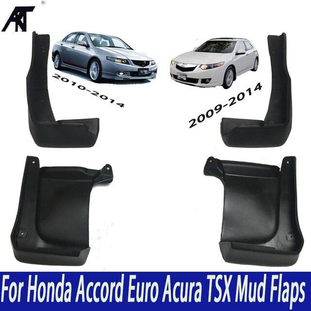 mud flap mudguards 2010 2013 for honda accord euro 08 2012 acura tsx rh aliexpress com Hyundai Genesis Mud Flaps 2009 Acura TSX Repair Manual