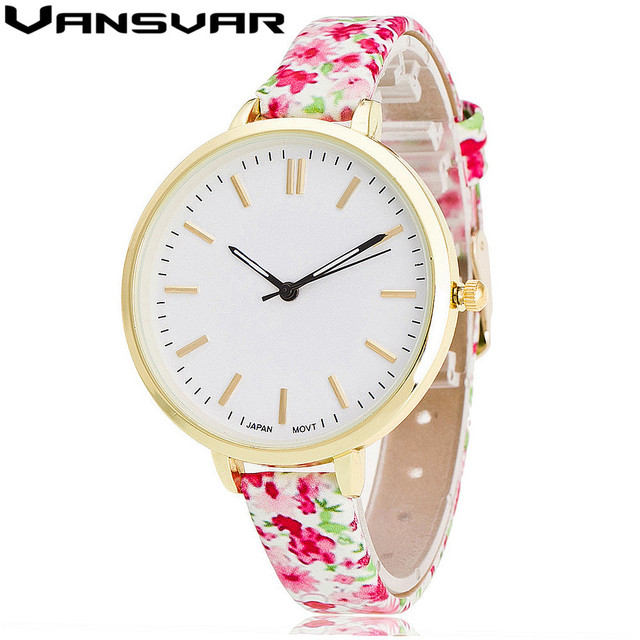Zegarek damski Flower Fashion różne kolory