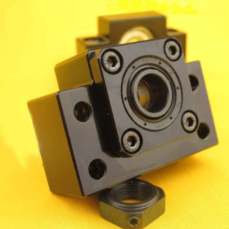 High Quality 1 pc BK10 for Ball Screw SFU1204 (RM1204 Ballscrew) support CNC parts цена