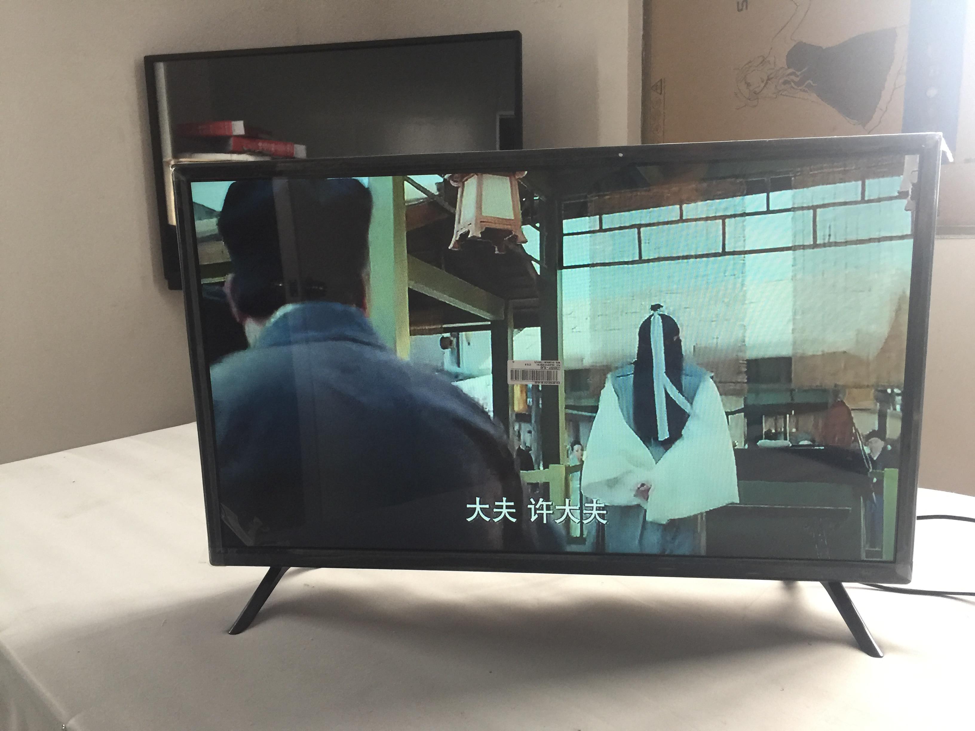 (Navio da ucrânia para ucrânia apenas) melhor monitor de exibição hd tv led 32 polegada língua múltipla versão global t2 tv