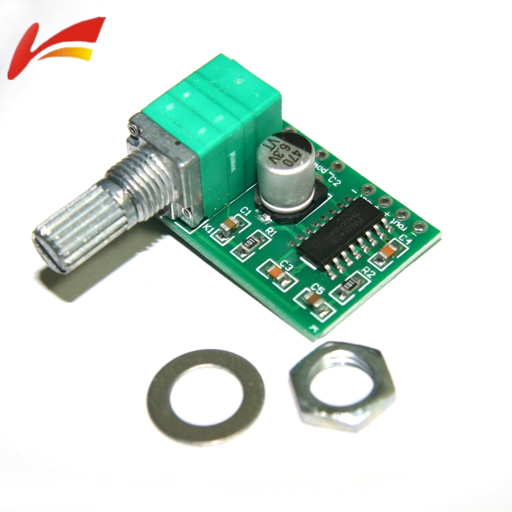 Class D Amplifier Arduino PAM8403 3W Digital Amplifier Module PIC AVR