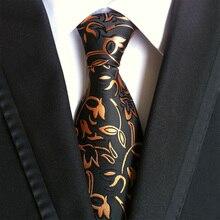 Mantieqingway Brand Men's Suits Necktie Polyester Silk Plaid Striped Ties Floral Gravata for Mens Vestidos Business Neck Tie