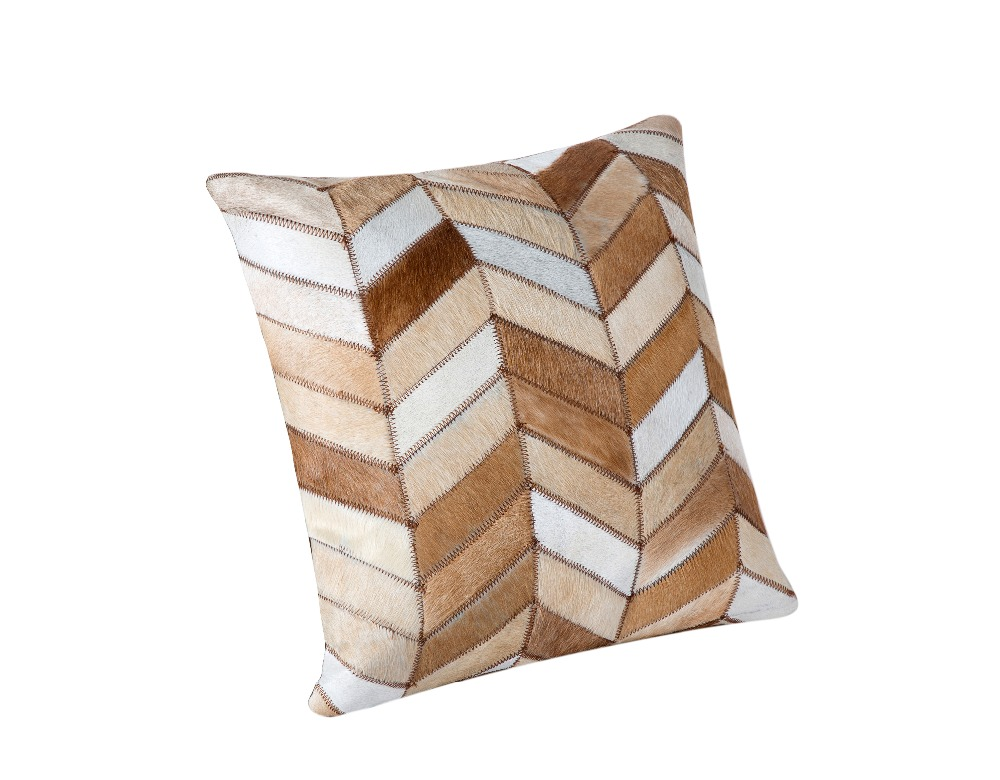 cowhide pillow26