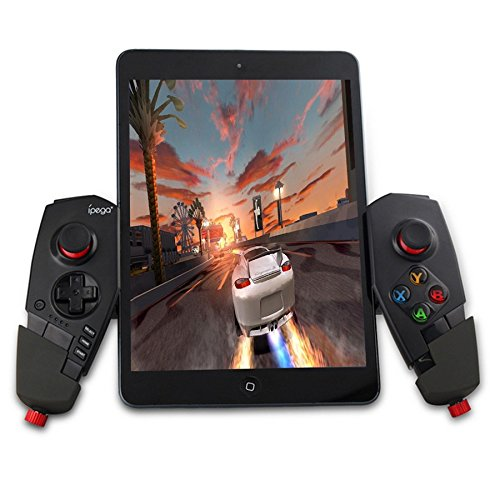 IPEGA PG-9055 PG 9055 Red Spider Wireless Bluetooth Gamepad Game Controller Gaming Joystick For Android IOS Phone Tablet PC