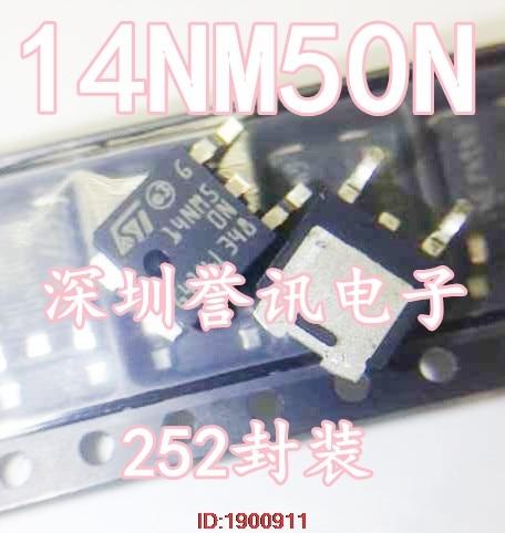 Цена STD14NM50N