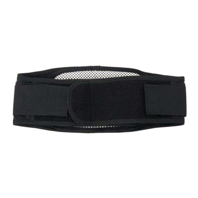 Adjustable Tourmaline Self-Heating Magnetic Waist Belt Lumbar Brace Support Back Waist Brace Strap Pain Relieve